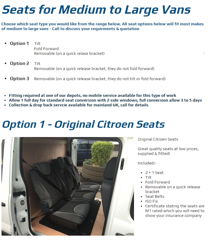 Crew Seats Come Standard In Grey As Shown Below However We Are Able To Cover These Match Your Existing Trim Simply Supply Us The Code From